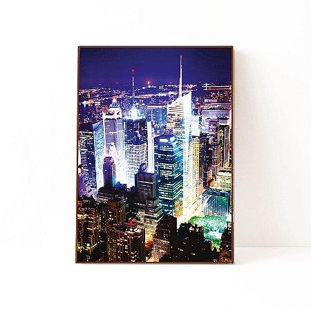 Quadro em Canvas Nova York
