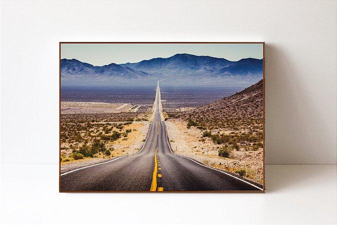 Quadro em Canvas California