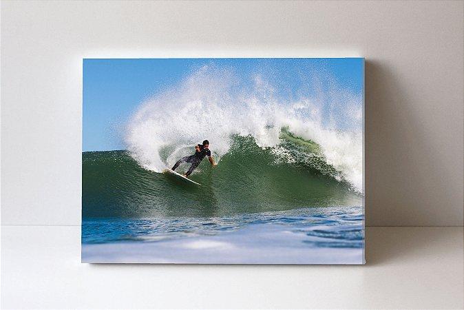 Quadro em Canvas Surfista 2