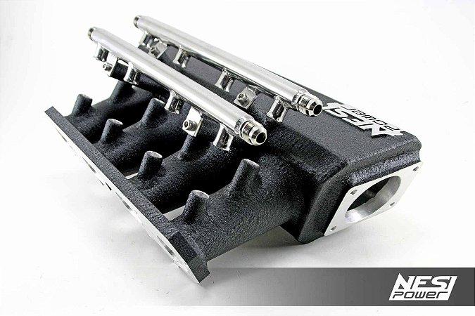 Coletor SinglePlenum VW AP 16v - Preto Texturizado
