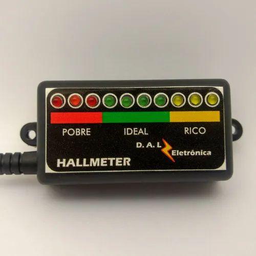 Hallmeter Digital - Relação Ar / Combustivel