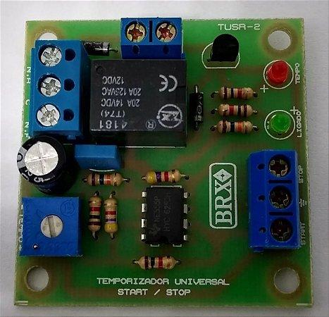 Temporizador Star / Stop 12V