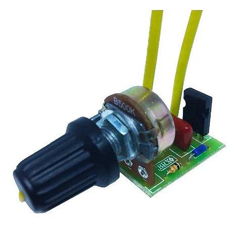 Controlador Eletrônico Dimer Dimmer 600w
