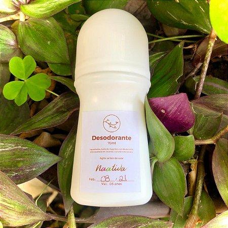 Desodorante Roll-On Natural