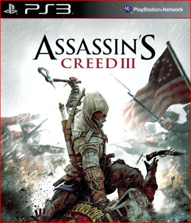 ASSASSINS CREED lll PS3 MÍDIA DIGITAL