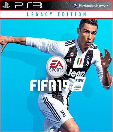 FIFA 19 PS3 PSN   PORTUGUES   MIDIA DIGITAL   PROMOÇÃO