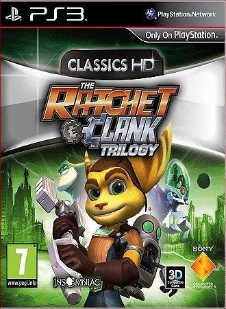 RATCHET & CLANK: COLLECTION PS3 MÍDIA DIGITAL