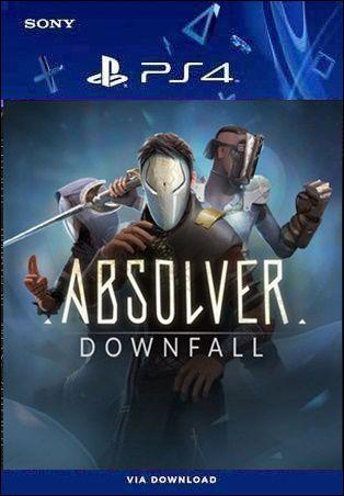 ABSOLVER PS4 MÍDIA DIGITAL