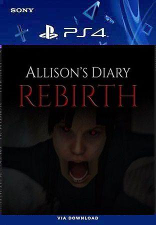 ALLISON'S DIARY REBIRTH PS4 MÍDIA DIGITAL