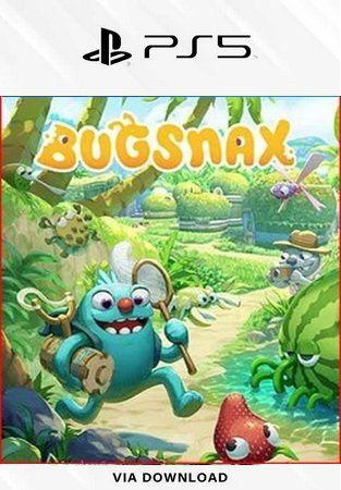 BUGSNAX PS5 PSN MÍDIA DIGITAL