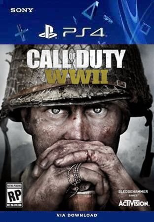 CALL OF DUTY WWII GOLD EDITION PS4 MÍDIA DIGITAL
