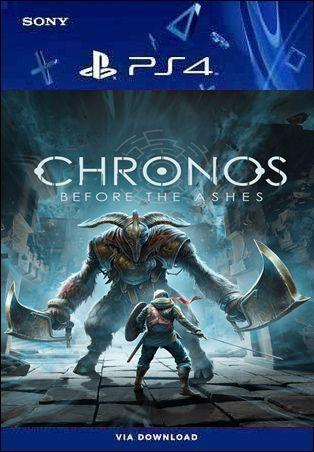 CHRONOS: BEFORE THE ASHES PS4 MÍDIA DIGITAL PSN