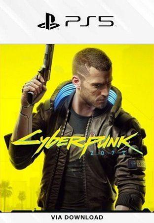 Cyberpunk 2077 PS5 midia digital