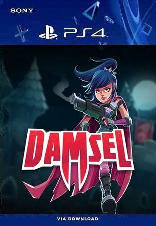 DAMSEL PS4 MÍDIA DIGITAL