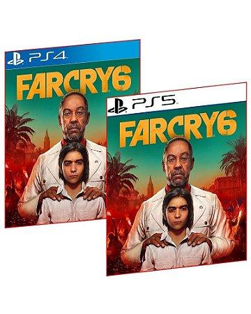 FAR CRY 6 | PS4 E PS5 | MÍDIA DIGITAL