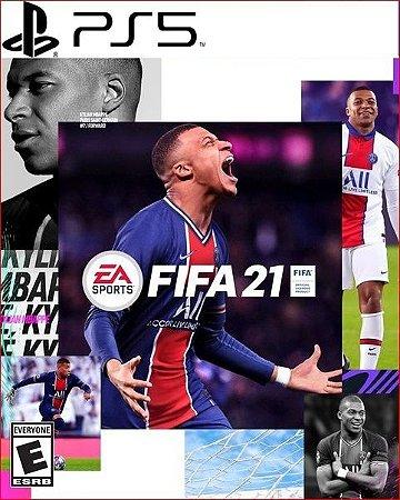 FIFA 21 PS5 PSN MÍDIA DIGITAL