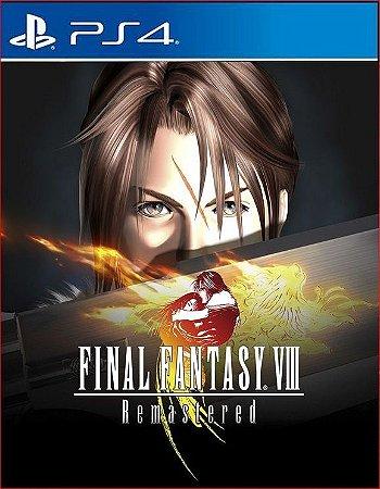 FINAL FANTASY VIII REMASTERED PS4 MIDIA DIGITAL
