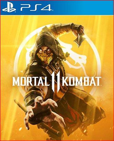MORTAL KOMBAT 11 PS4 MÍDIA DIGITAL