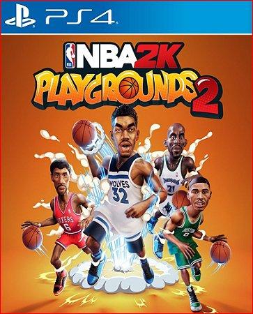NBA 2K PLAYGROUNDS 2 PS4 MÍDIA DIGITAL