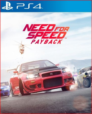 Need For Speed Payback Ps4 Midia Digital