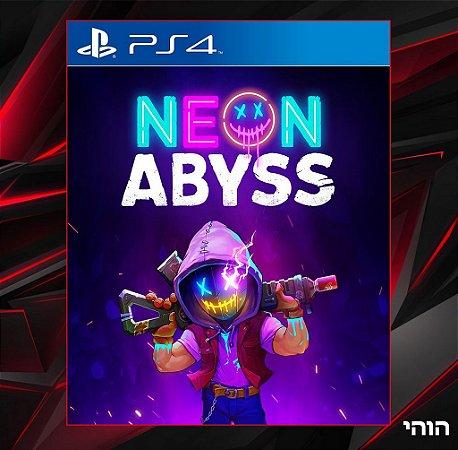 NEON ABYSS PS4 MIDIA DIGITAL | LANÇAMENTO