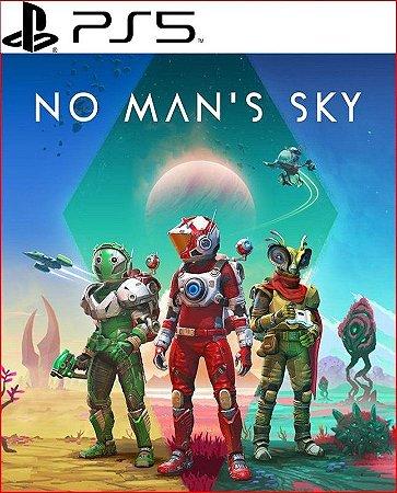NO MAN'S SKY PS5 PSN MÍDIA DIGITAL