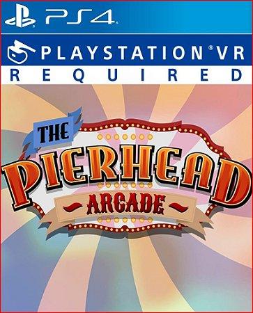 PIERHEAD ARCADE PS4 MÍDIA DIGITAL