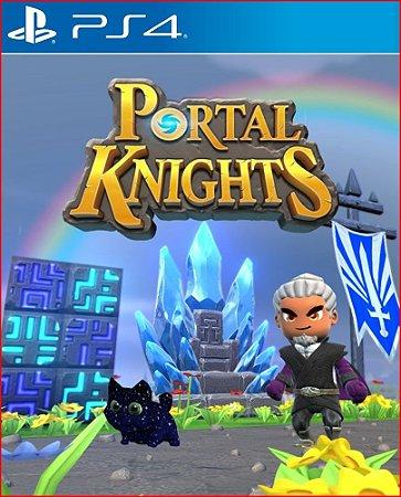 PORTAL KNIGHTS PS4 PORTUGUÊS MÍDIA DIGITAL