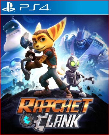 RATCHET AND CLANK PS4 MIDIA DIGITAL