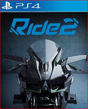 RIDE 2 PS4 MÍDIA DIGITAL PROMOÇÃO