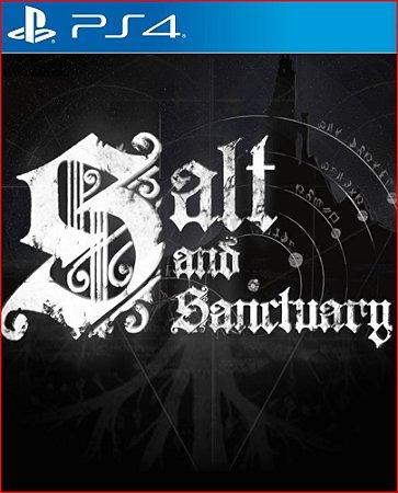 SALT AND SANCTUARY PS4 MÍDIA DIGITAL