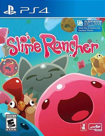 SLIME RANCHER PS4 MÍDIA DIGITAL