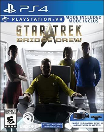 STAR TREK BRIDGE CREW PS4 MÍDIA DIGITAL