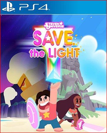STEVEN UNIVERSE SAVE THE LIGHT PS4 PORTUGUÊS MÍDIA DIGITAL