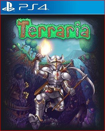 TERRARIA EDITION PS4 MÍDIA DIGITAL