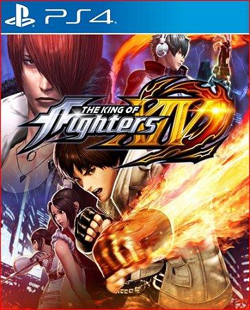 THE KING OF FIGHTERS XIV PS4 PSN MÍDIA DIGITAL