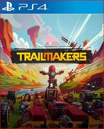 Trailmakers ps4 midia digital