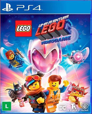 UMA AVENTURA LEGO 2 VIDEOGAME PS4 MÍDIA DIGITAL