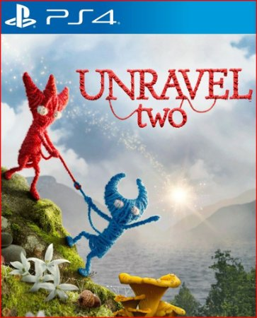 Unravel two ps4 midia digital