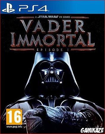 Vader Immortal a Star Wars VR ps4 midia digital