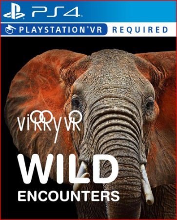 Virry Vr Wild Encounters Ps4 Mídia Digital