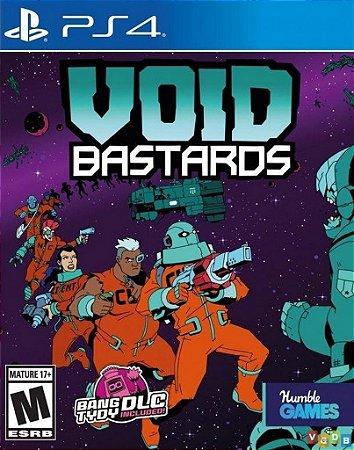 void bastards ps4 midia digital