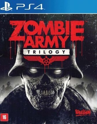 Zombie Army Trilogy ps4 midia digital