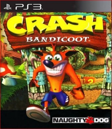 CRASH BANDICOOT PS3 MÍDIA DIGITAL