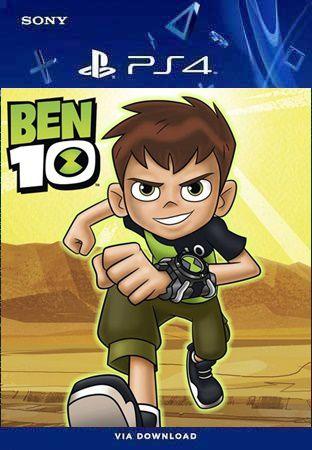 BEN 10 PS4 MÍDIA DIGITAL