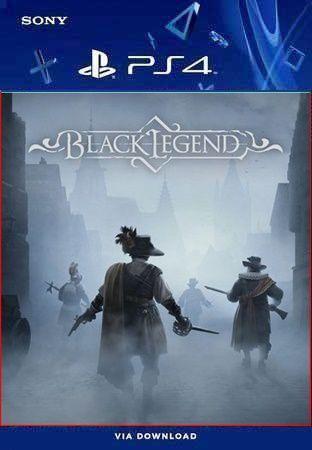 BLACK LEGEND PS4 MÍDIA DIGITAL