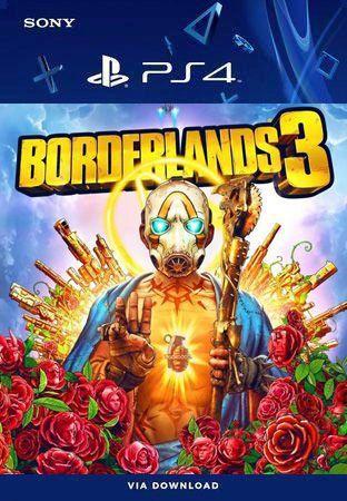 BORDERLANDS 3 PS4 PORTUGUÊS MÍDIA DIGITAL