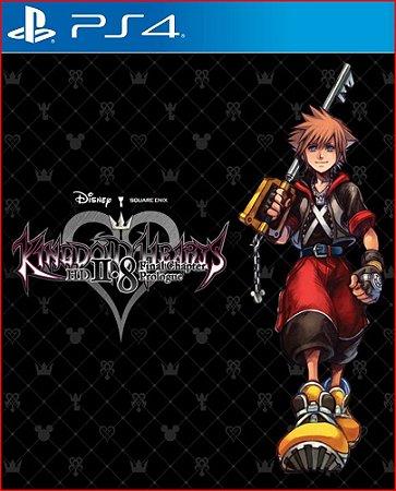 KINGDOM HEARTS HD 2.8 FINAL CHAPTER PROLOGUE PS4 MÍDIA DIGITAL PSN