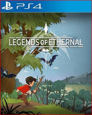 LEGENDS OF ETHERNAL PS4 MÍDIA DIGITAL