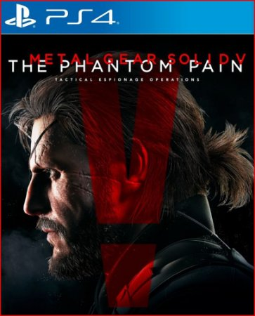 METAL GEAR SOLID V THE PHANTOM PAIN PS4 MÍDIA DIGITAL PSN